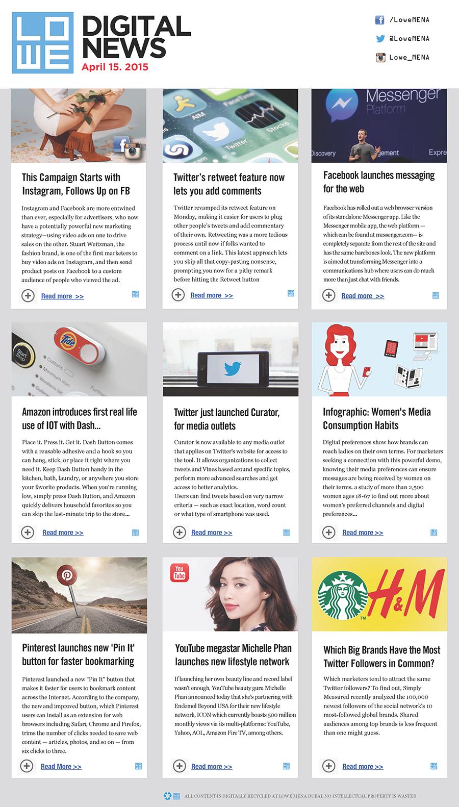 lowe mena digital newsletter  u2013 april 15  2015
